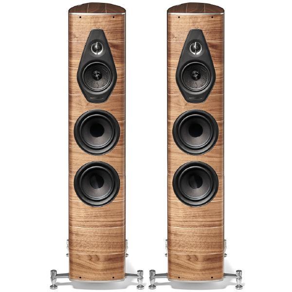 Напольная акустика Sonus Faber Olympica Nova III Walnut стоимость