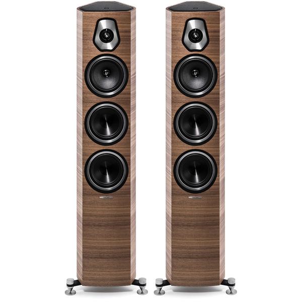 Напольная акустика Sonus Faber Sonetto III Wood