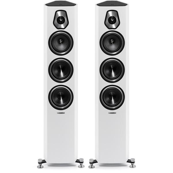 Напольная акустика Sonus Faber Sonetto III White