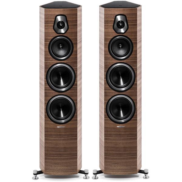 Напольная акустика Sonus Faber Sonetto V Wood