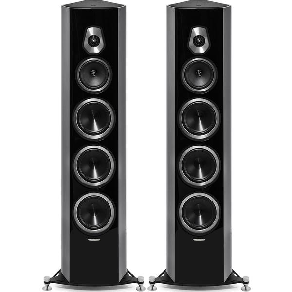 Напольная акустика Sonus Faber Sonetto VIII Black цены