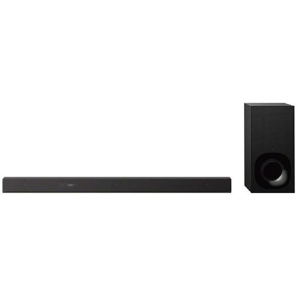 Саундбар Sony HT-ZF9 Black