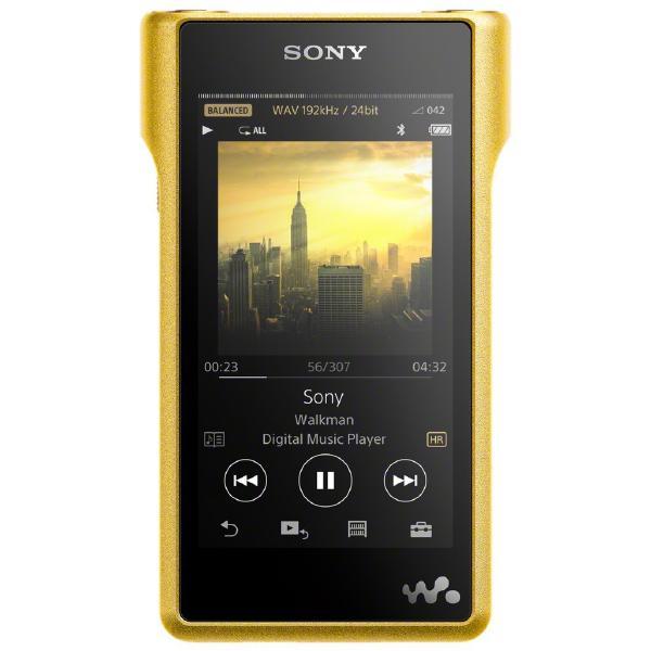 Портативный Hi-Fi плеер Sony NW-WM1Z Gold