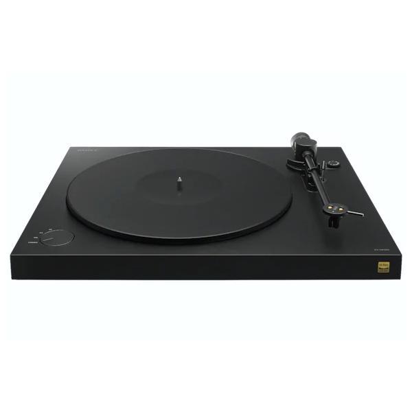 лучшая цена Виниловый проигрыватель Sony PS-HX500 Black