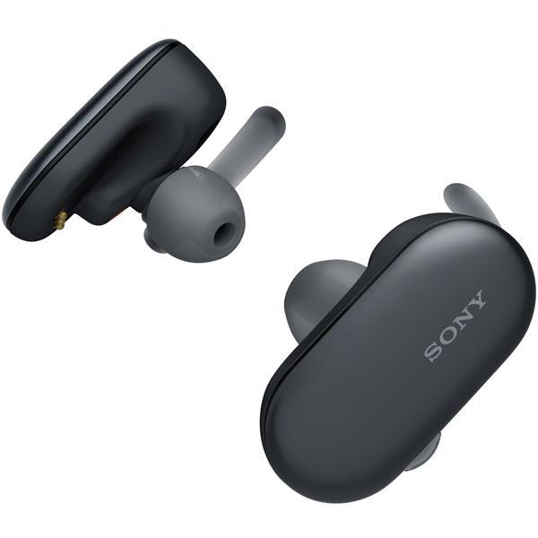 Фото - Беспроводные наушники Sony WF-SP900 Black брюки спортивные modis modis mo044egephi6