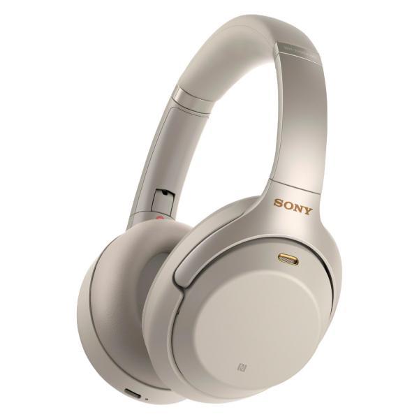 Беспроводные наушники Sony WH-1000XM3 Silver