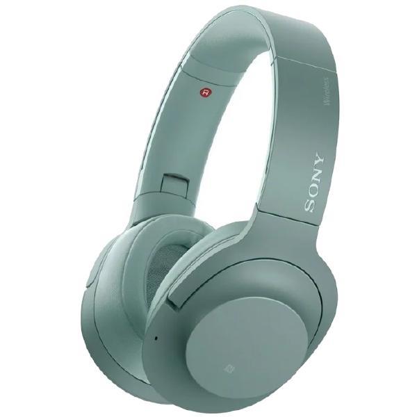 Беспроводные наушники Sony WH-H900N Olive