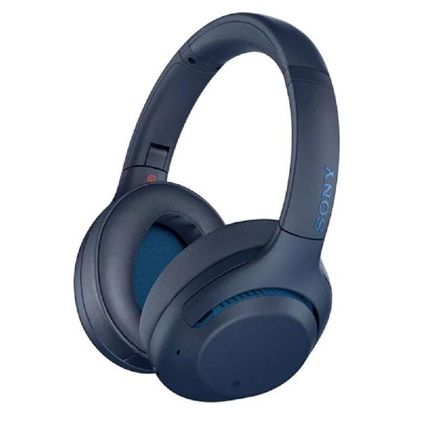 Беспроводные наушники Sony WH-XB900N Blue