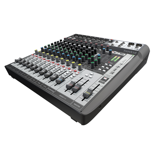 Аналоговый микшерный пульт Soundcraft Signature 12MTK soundcraft soundcraft epm12