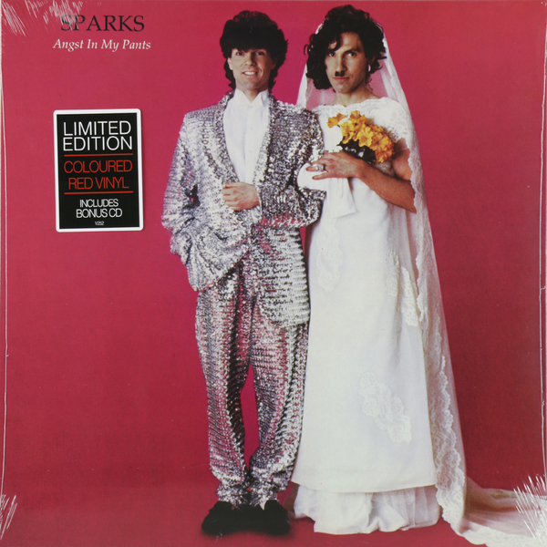Sparks - Angst In My Pants (lp+cd)