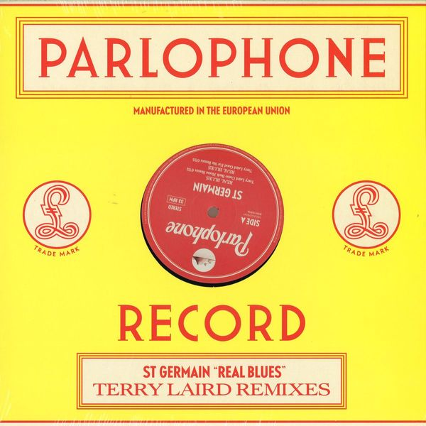 St Germain St Germain - Real Blues (terry Laird Remixes) цена 2017
