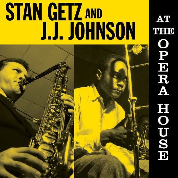 Stan Getz - At The Opera House (180 Gr)