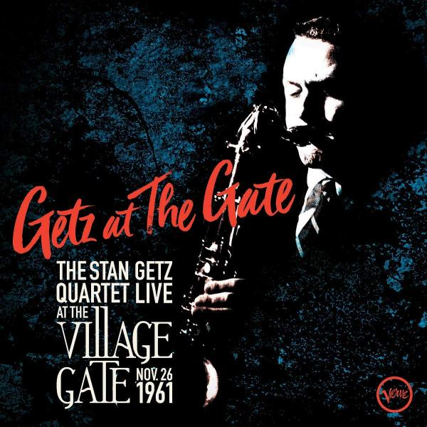 Stan Getz - At The Gate (3 LP)