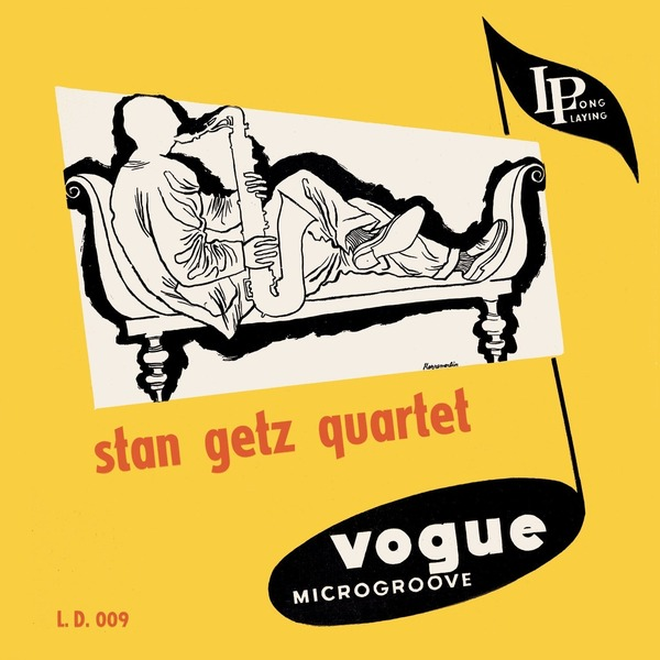 Stan Getz - Quartet (colour)