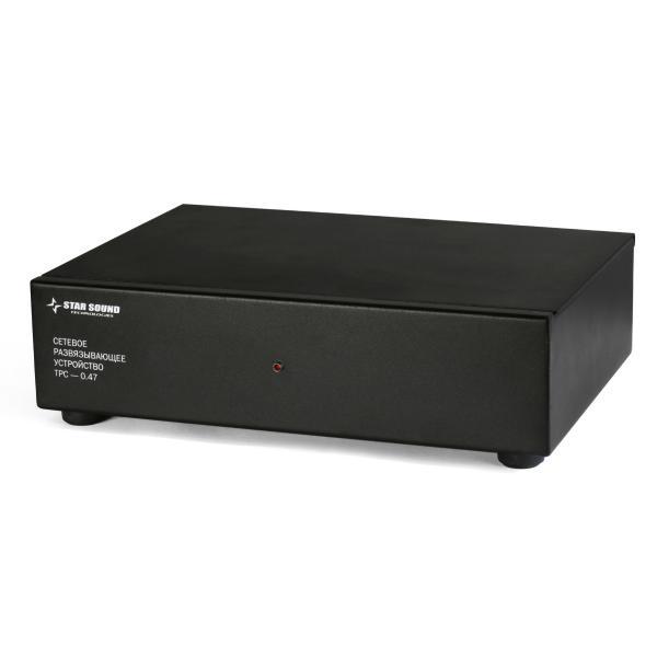 Сетевой фильтр Star Sound ТРС-0.47 Black