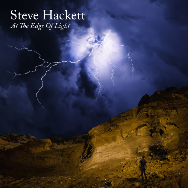 Steve Hackett Steve Hackett - At The Edge Of Light (2 Lp+cd) steve hackett steve hackett wolflight 2 lp cd