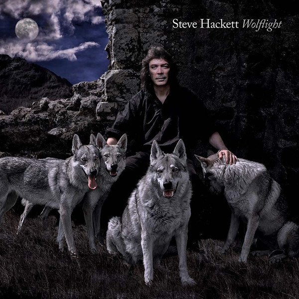 Steve Hackett Steve Hackett - Wolflight (2 Lp+cd) disco house 2016 2 cd