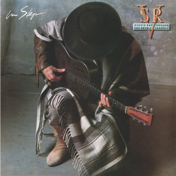 купить Stevie Ray Vaughan Stevie Ray Vaughan - In Step по цене 2970 рублей