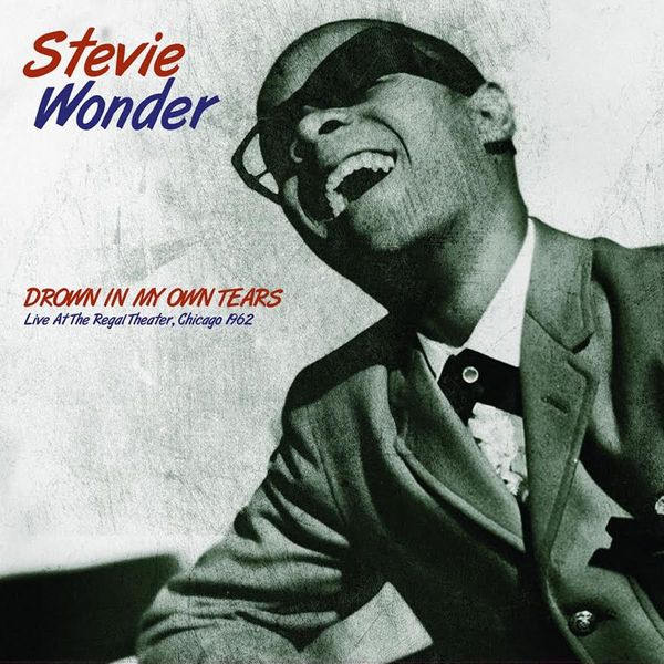 Stevie Wonder Stevie Wonder - Drown In My Own Tears: Live At The Regal цена и фото
