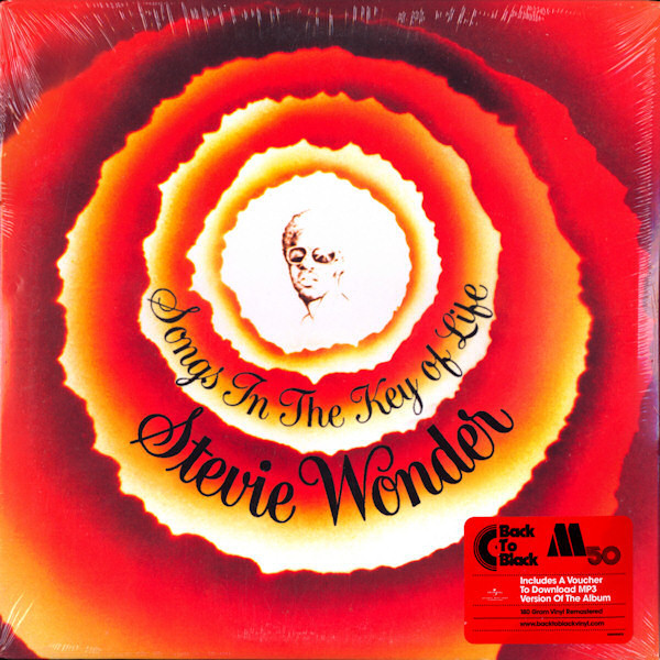 Stevie Wonder - Songs In The Key Of Life (2 Lp+7 )