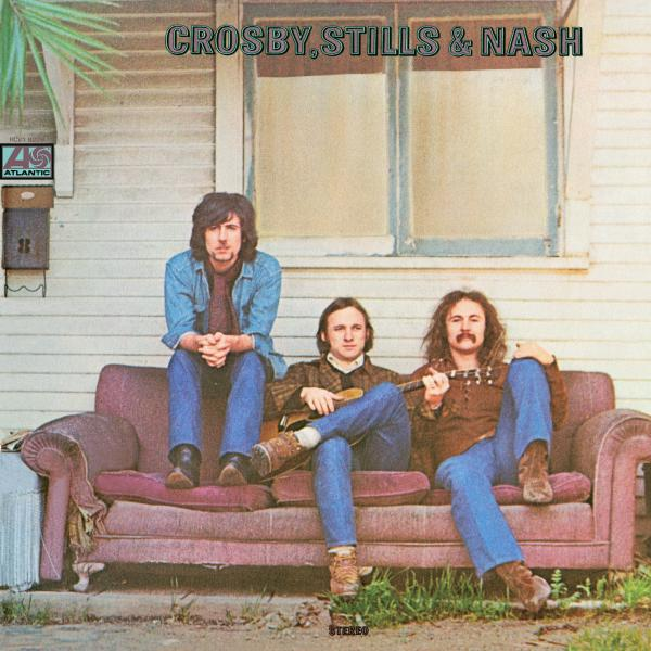 Crosby, Stills Nash Crosby, Stills Nash - Crosby, Stills Nash (colour)