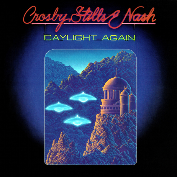 лучшая цена Crosby, Stills Nash Crosby, Stills Nash - Daylight Again (180 Gr)