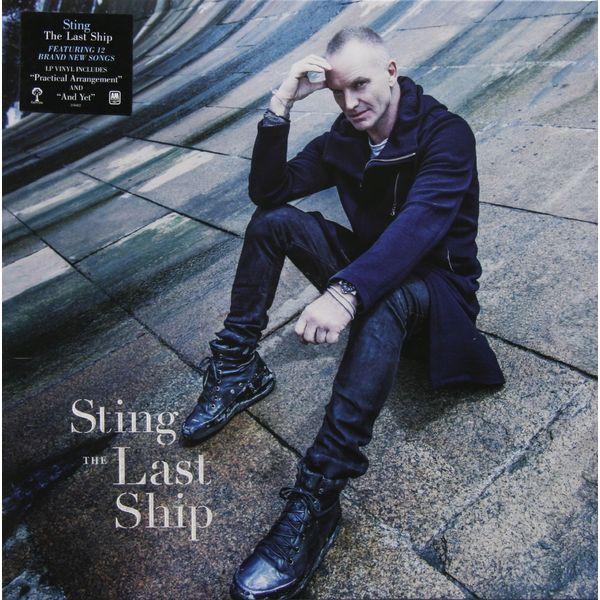 STING STING - Last Ship стинг sting the last ship
