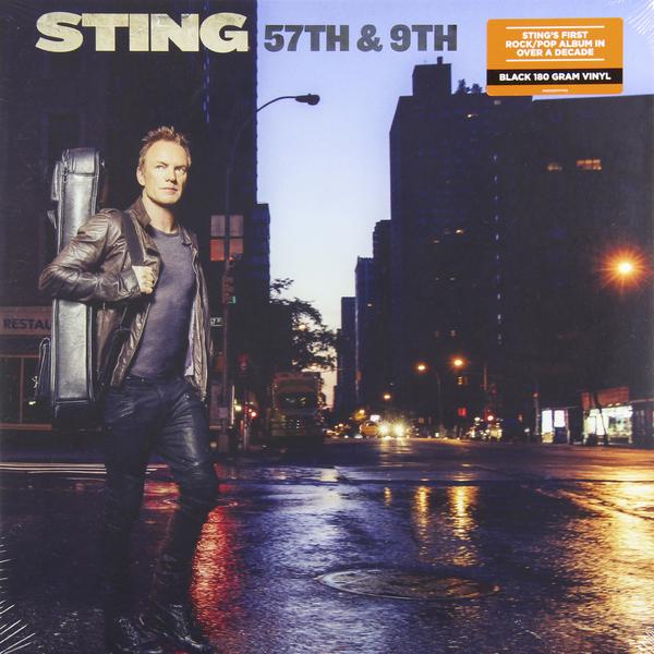STING STING - 57th 9th (180 Gr) цены онлайн