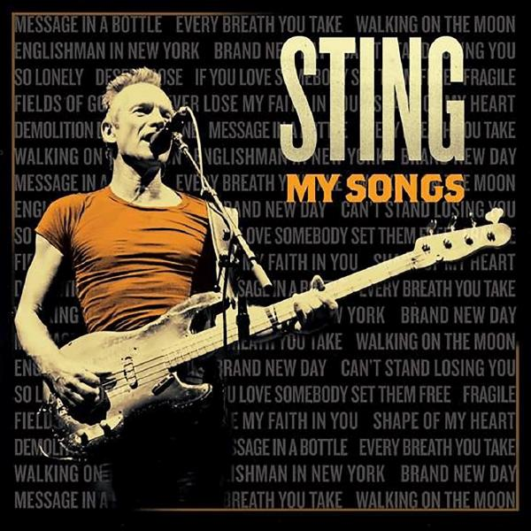 STING STING - My Songs (2 LP) цена и фото