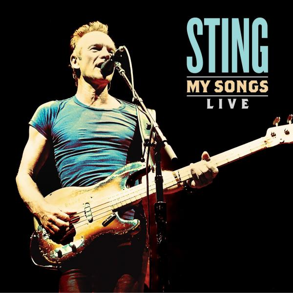 цена на STING STING - My Songs Live (2 LP)