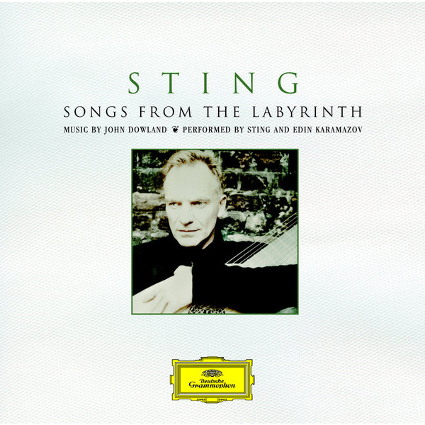 цена на STING STING - Songs From The Labyrinth