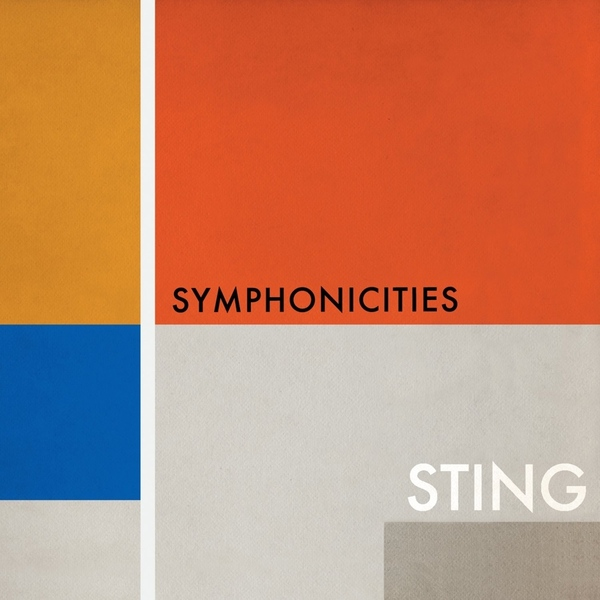 STING STING - Symphonicities (2 LP) цена