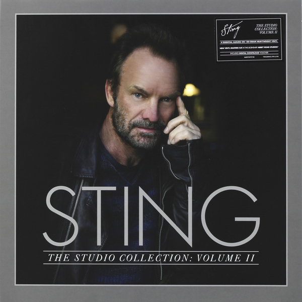 цена на STING STING - The Studio Collection Vol.2 (5 LP)