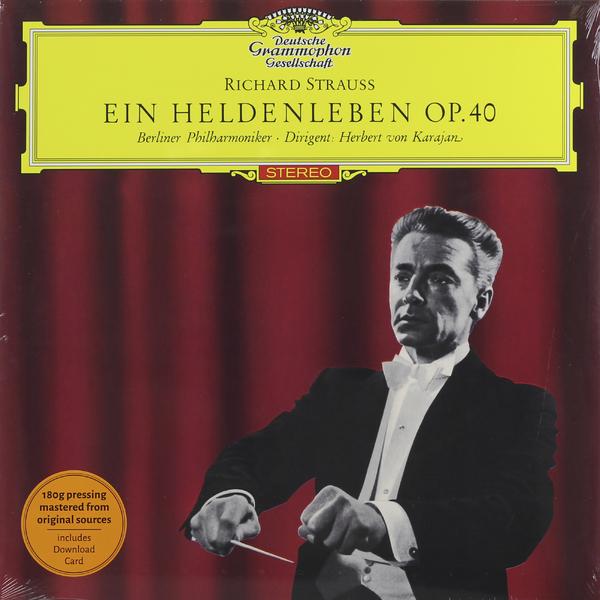 Strauss StraussHerbert Von Karajan - : Ein Heldenleben herbert von karajan j strauss