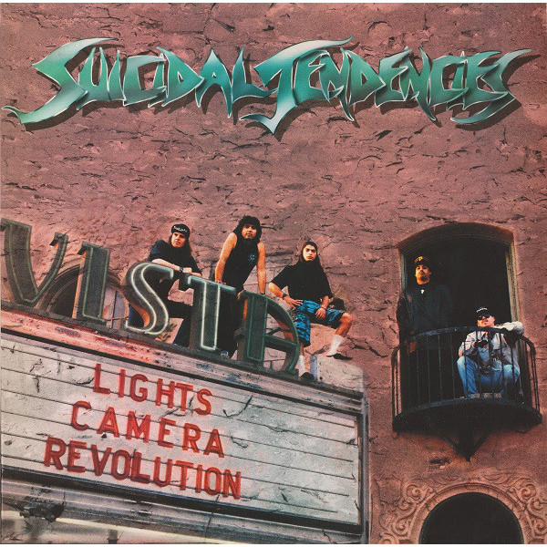 Suicidal Tendencies Suicidal Tendencies - Lights… Camera… Revolution (180 Gr)