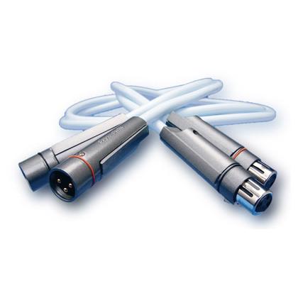Фото - Кабель межблочный аналоговый XLR Supra EFF-IXLR 1 m кабель