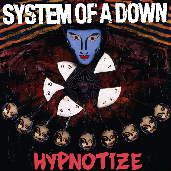 System Of A Down System Of A Down - Hypnotize system of a down nîmes