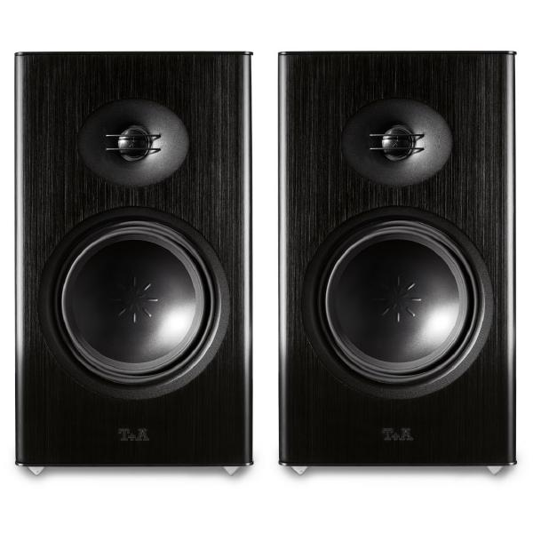 Полочная акустика T+A Talis R 300 Black акустическая система t a cs mini