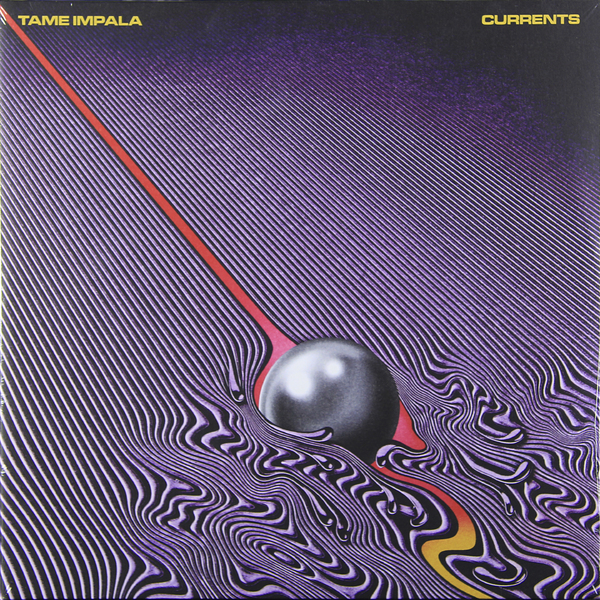 Tame Impala Tame Impala - Currents (2 LP)