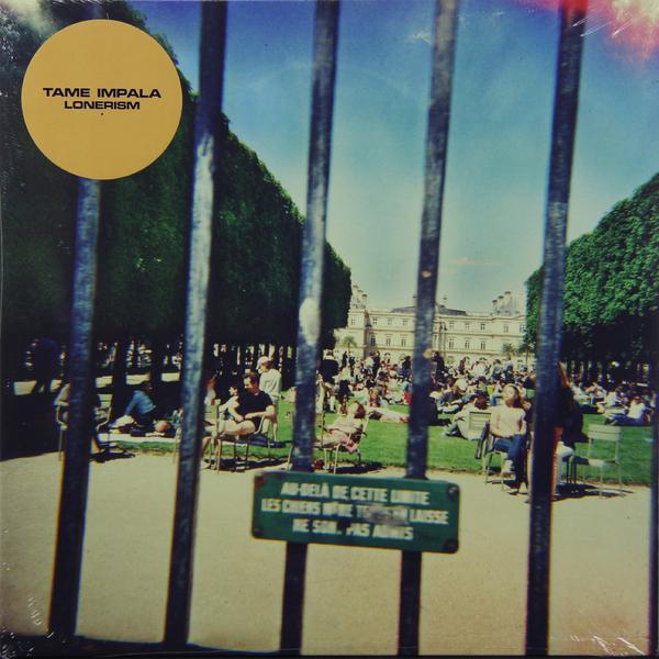 лучшая цена Tame Impala Tame Impala - Lonerism (2 LP)