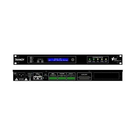 Контроллер/Аудиопроцессор Tannoy Sentinel SM1 Monitor контроллер аудиопроцессор tannoy sentinel sm1 monitor