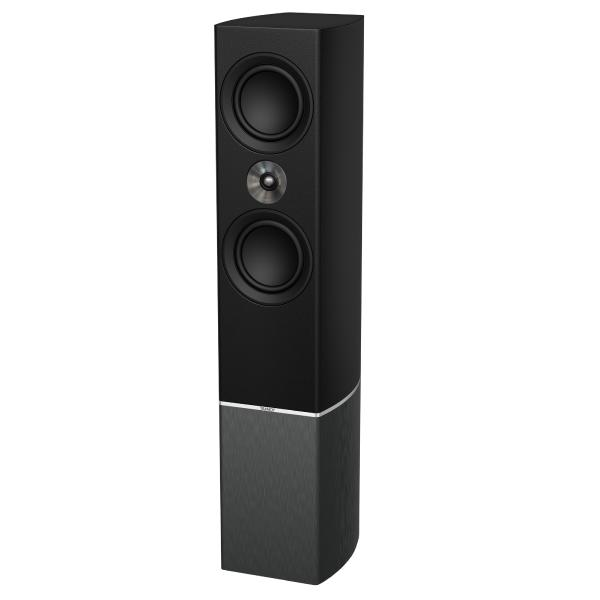 Напольная акустика Tannoy Platinum F6 Black стоимость