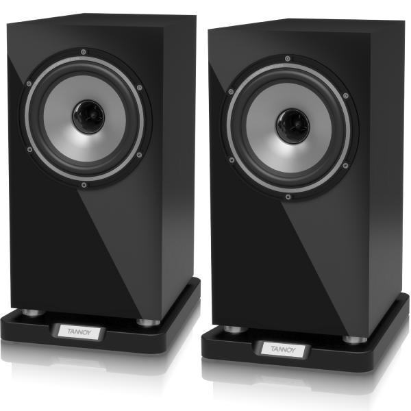 Полочная акустика Tannoy Revolution XT 6 Gloss Black стоимость