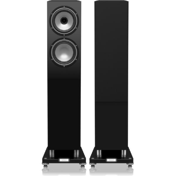 лучшая цена Напольная акустика Tannoy Revolution XT 6F Gloss Black