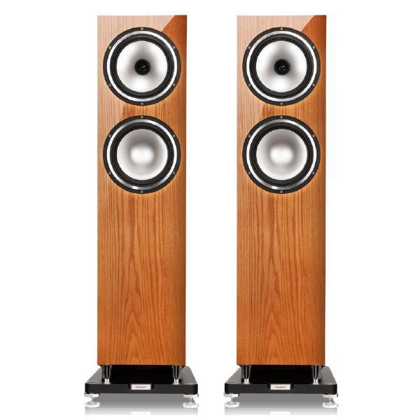 купить Напольная акустика Tannoy Revolution XT 8F Medium Oak по цене 169300 рублей