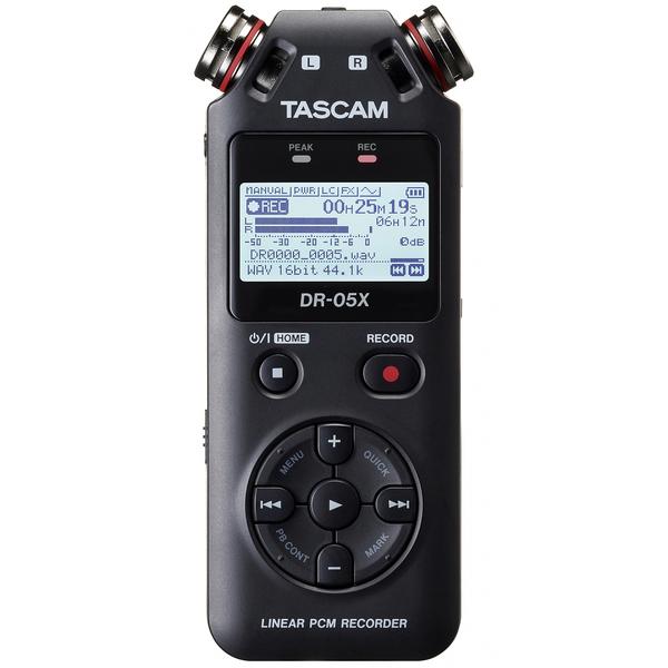 цена на Портативный рекордер TASCAM DR-05X