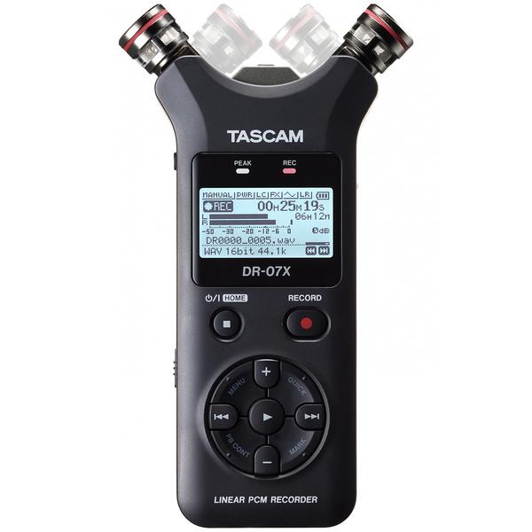 Портативный рекордер TASCAM DR-07X