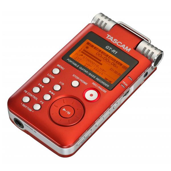 Портативный рекордер TASCAM GT-R1 цена и фото