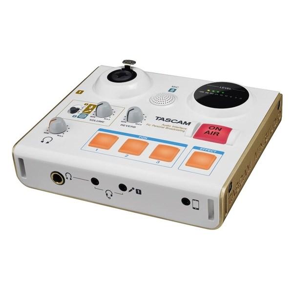 Внешняя студийная звуковая карта TASCAM US-32