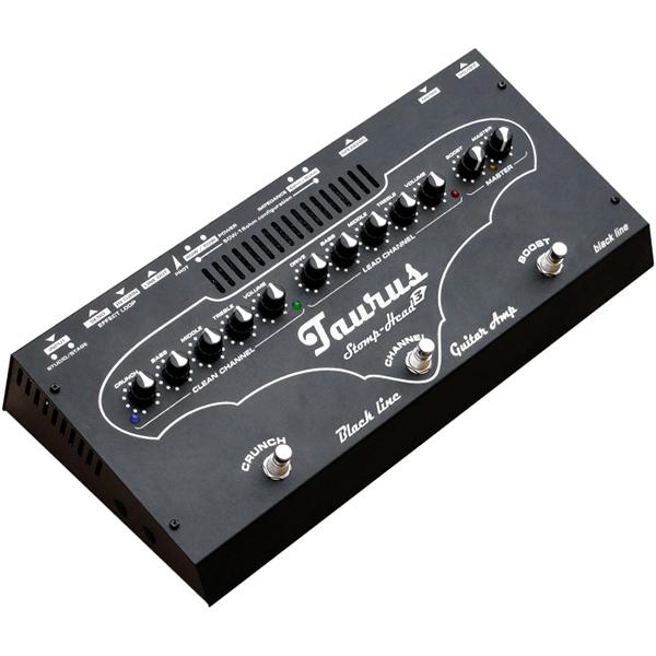 Гитарный усилитель Taurus Stomp-Head 3.BL